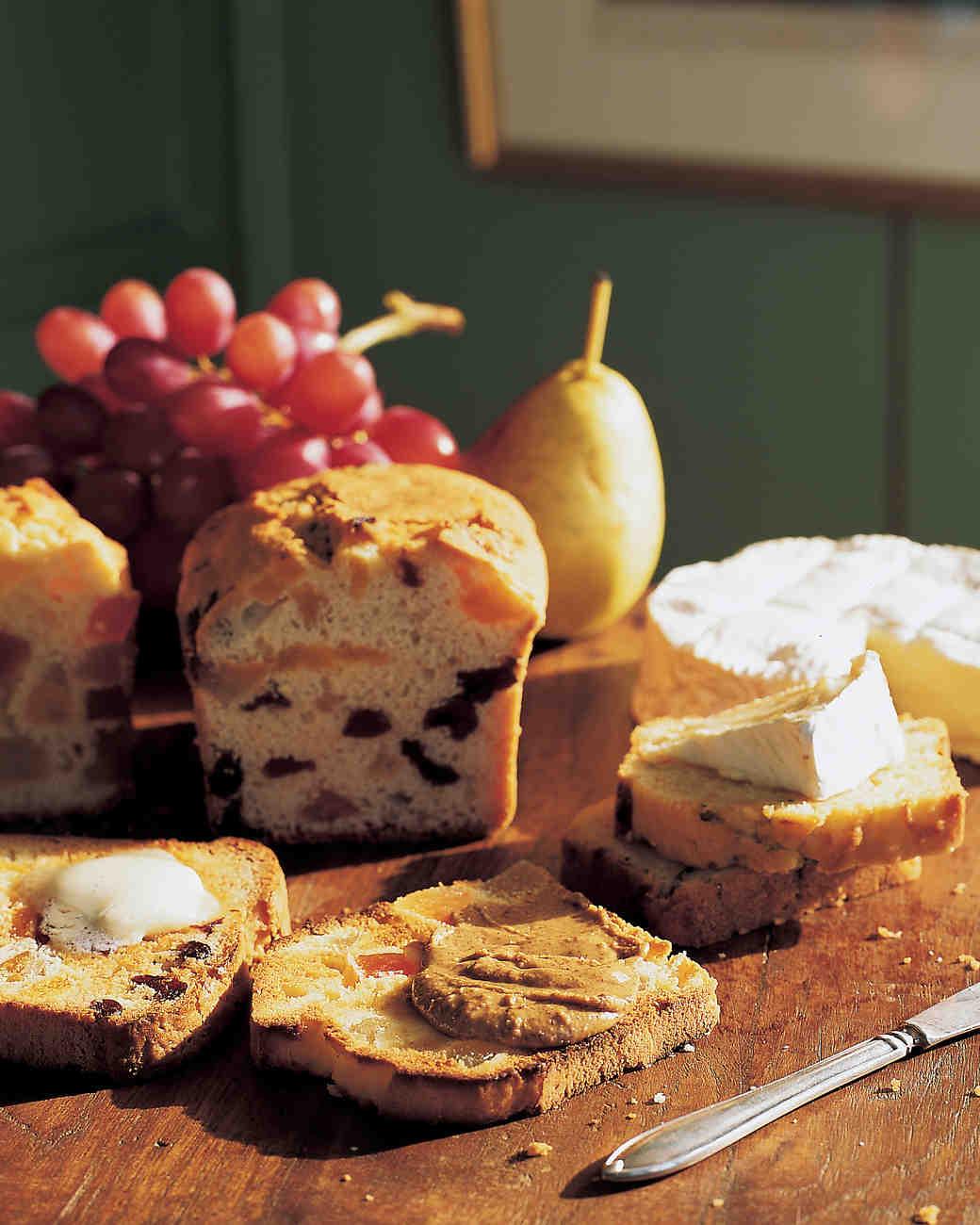 Cherry-Apricot Bread