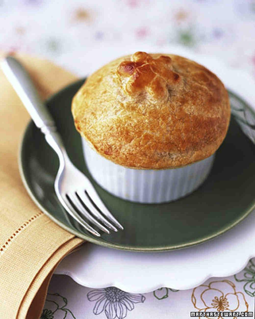 Spring-Vegetable Pot Pies