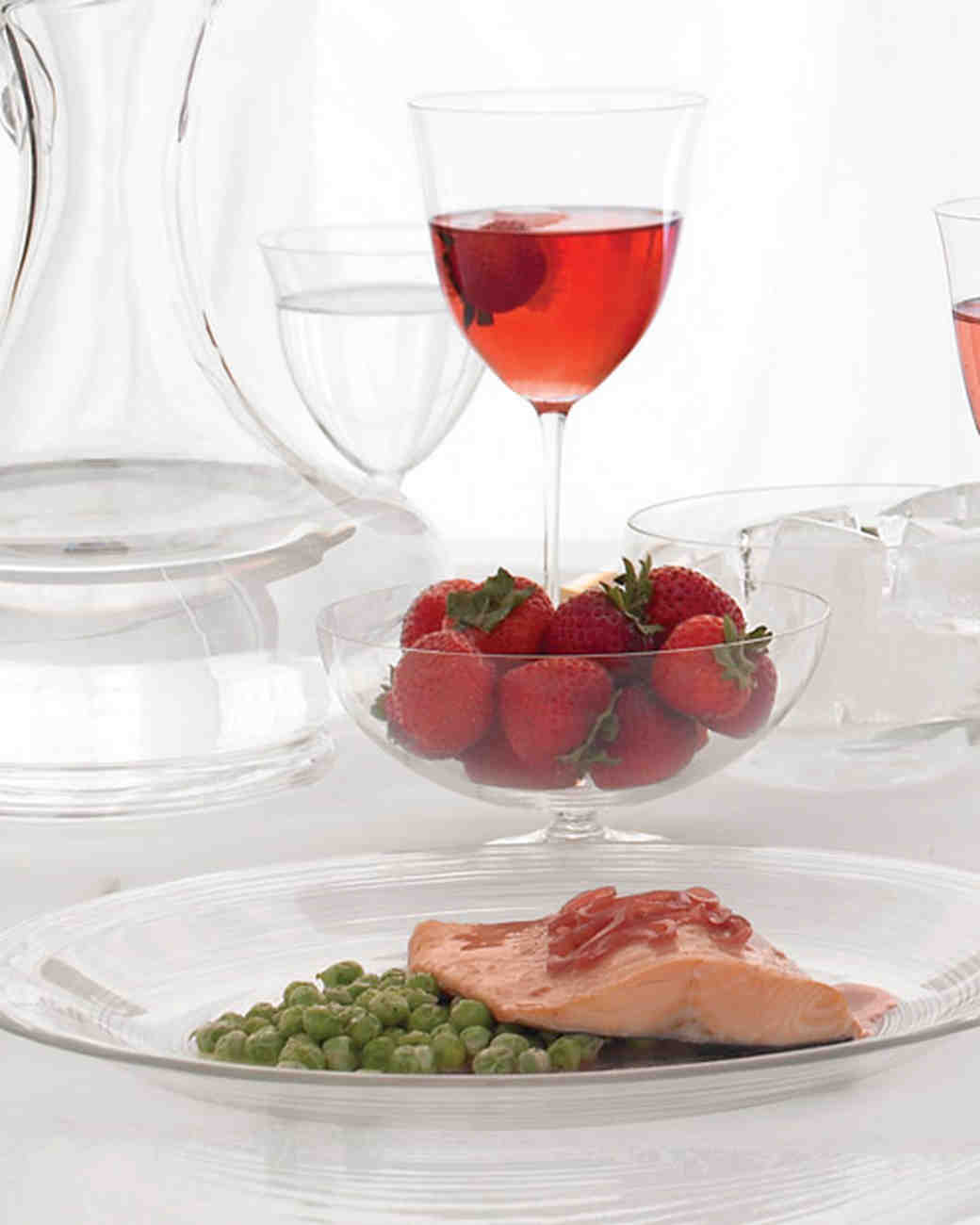 Rose-Poached Arctic Char