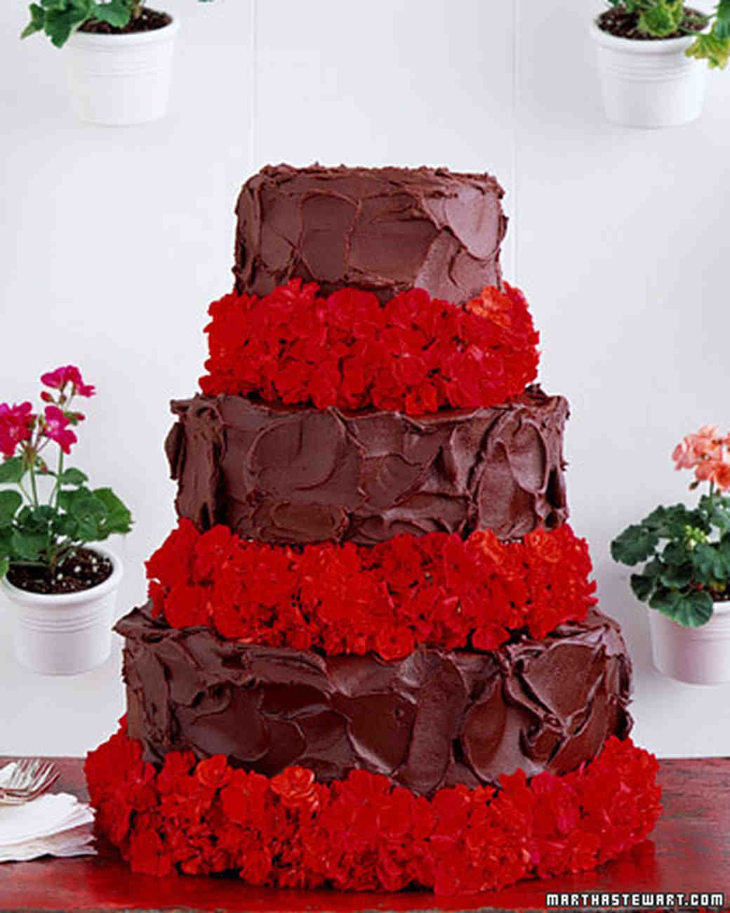 Chocolate Cakes: Devil's Food Cake