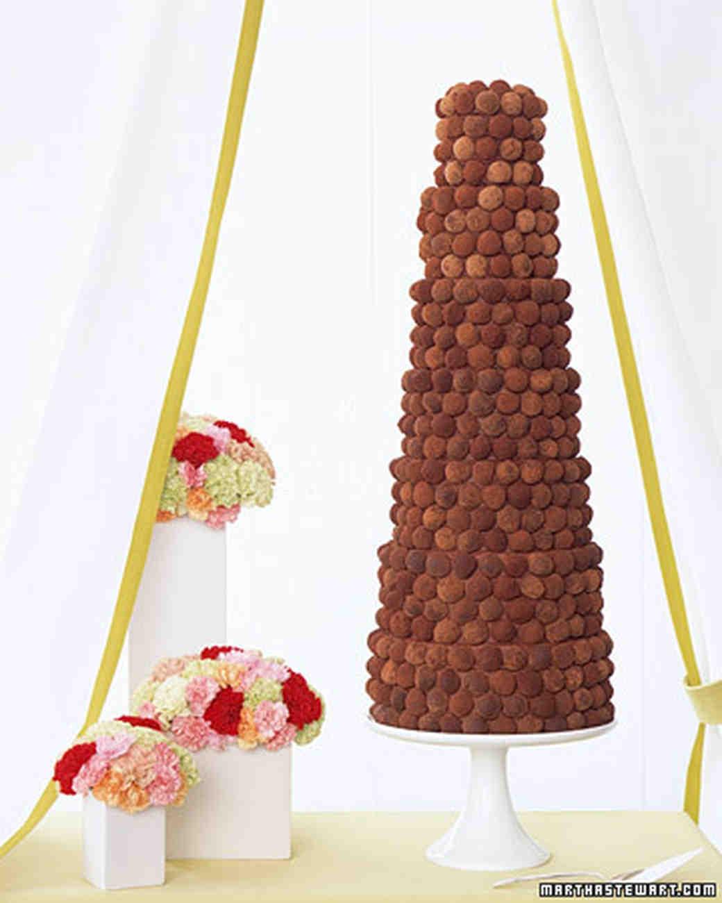 Chocolate Truffles for Truffle Cake