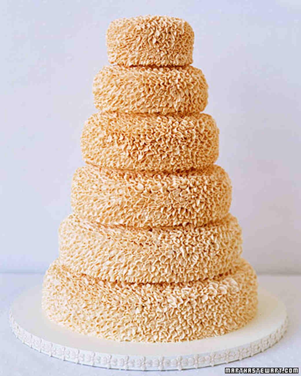 Loose Petal Cake