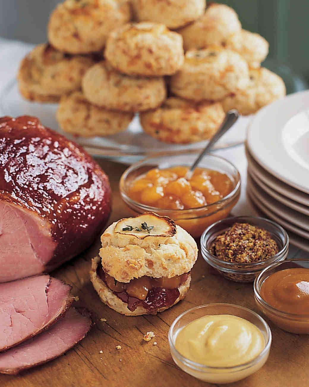 Potato-Gruyere Biscuits