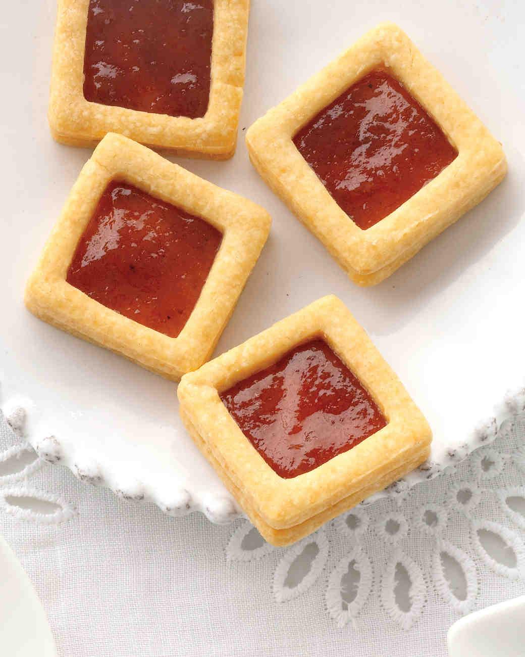 Manchego Crackers