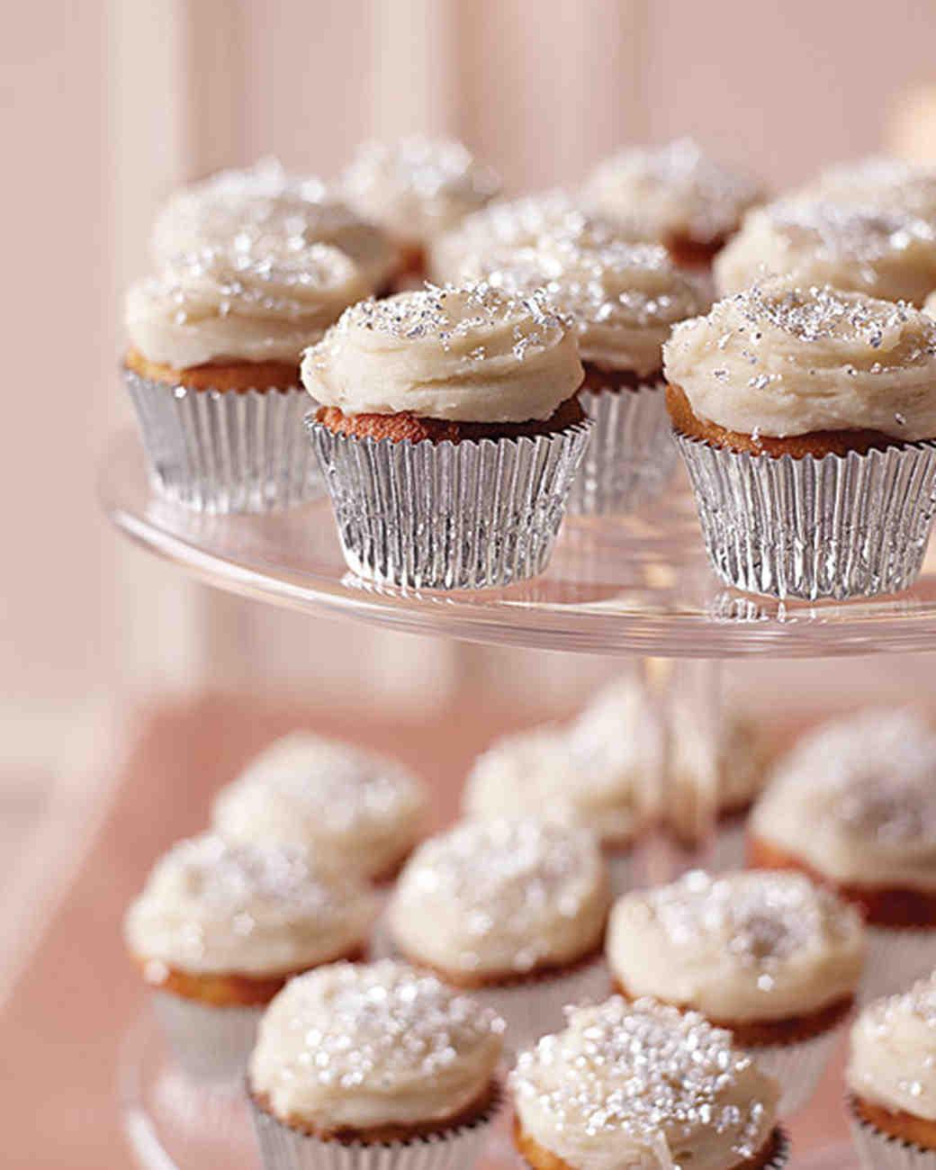 Yuzu-Vanilla Cupcakes