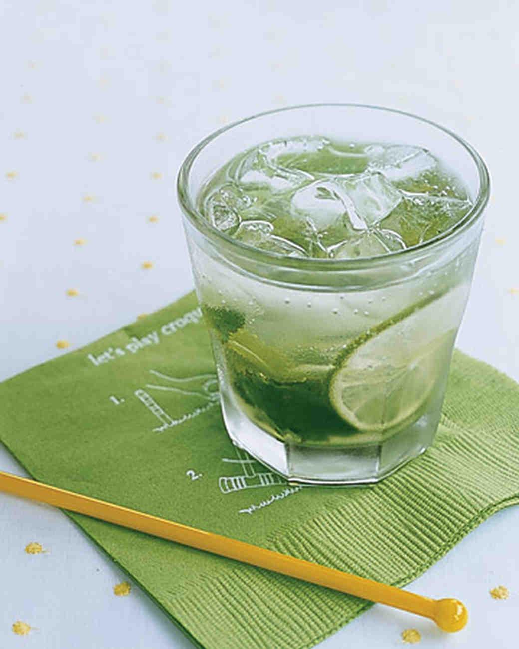 Vodka Mint Gimlet