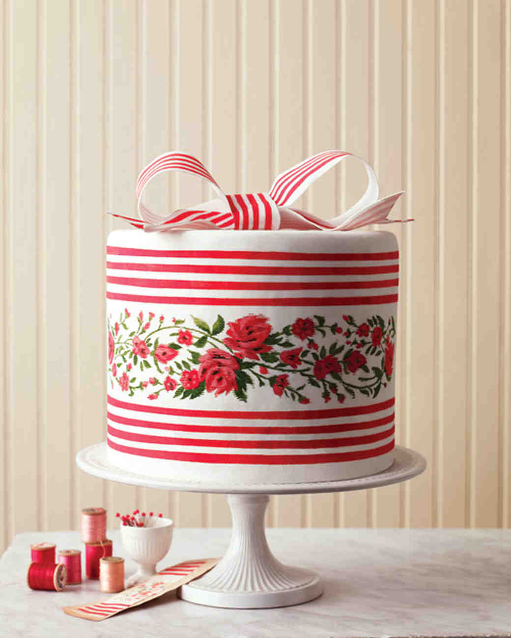 5-Layered Red Velvet Cake