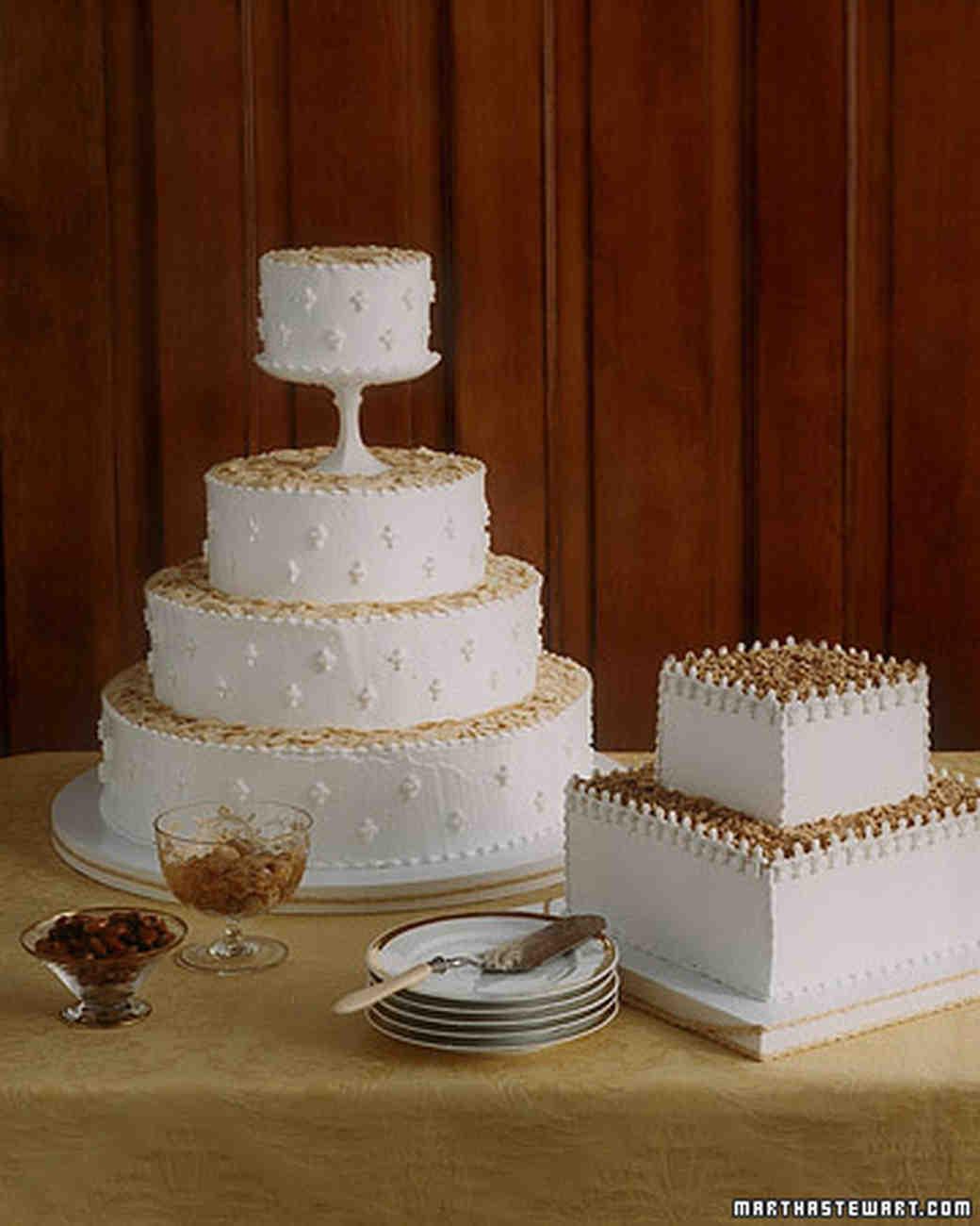 Old-Time Favorites: Lord Baltimore Wedding Cake