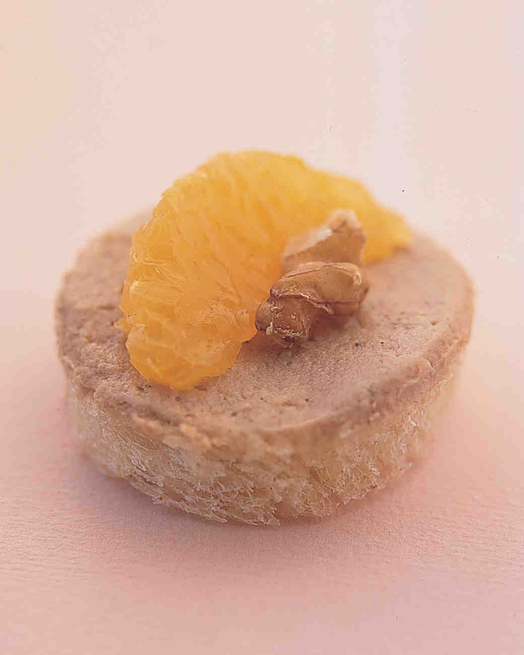 Foie Gras Mousse with Clementines