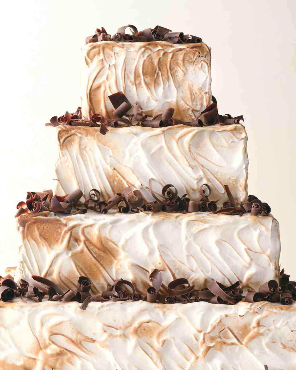 Scrumptious S'Mores Cake