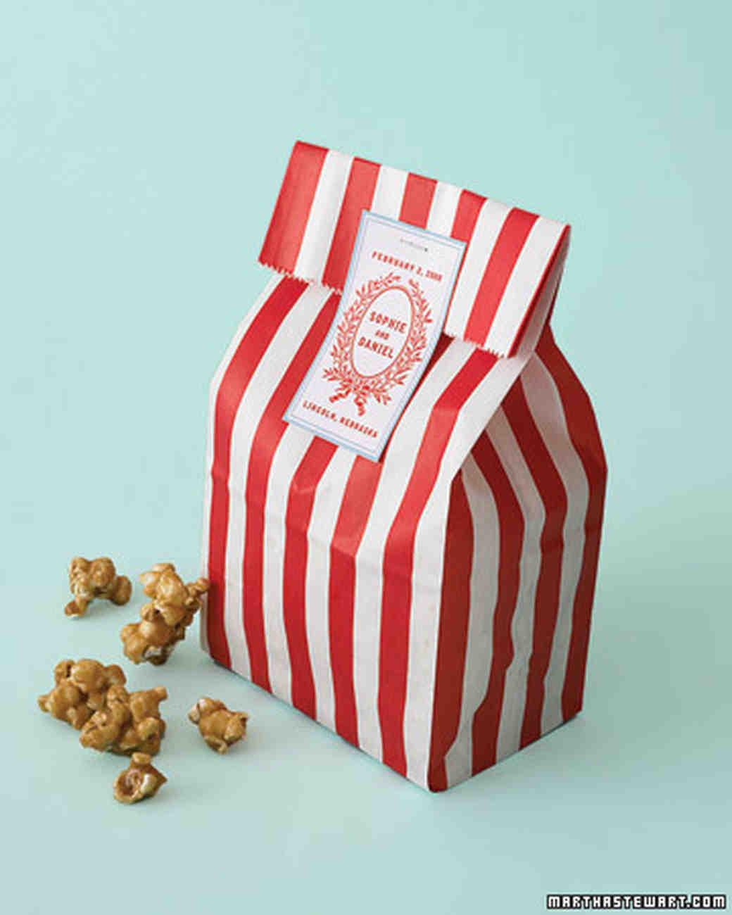 Caramel and Fleur de Sel Popcorn