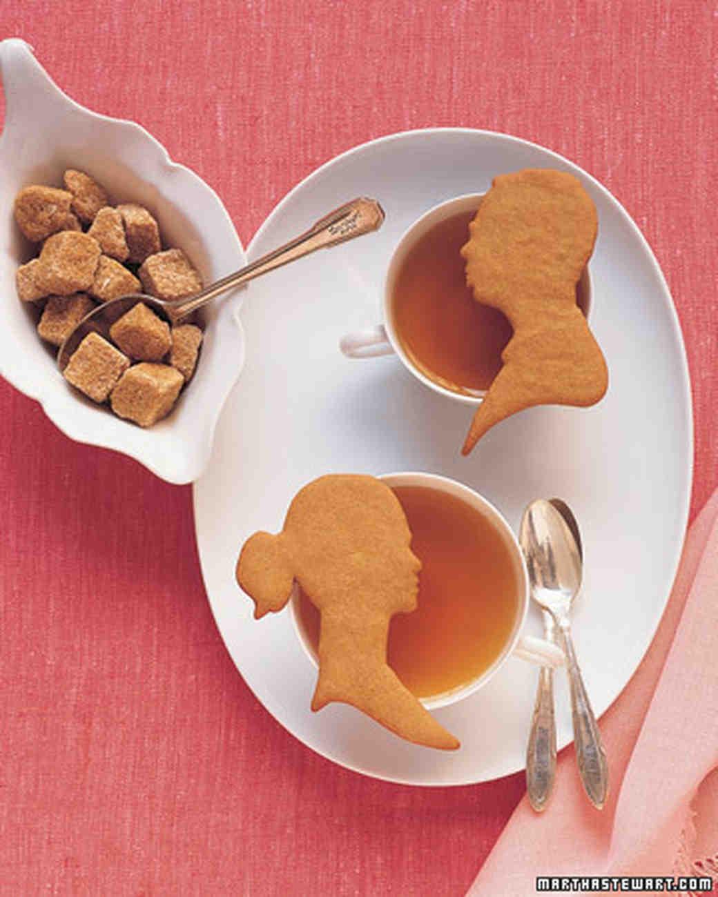 Cinnamon-Orange Molasses Cookies