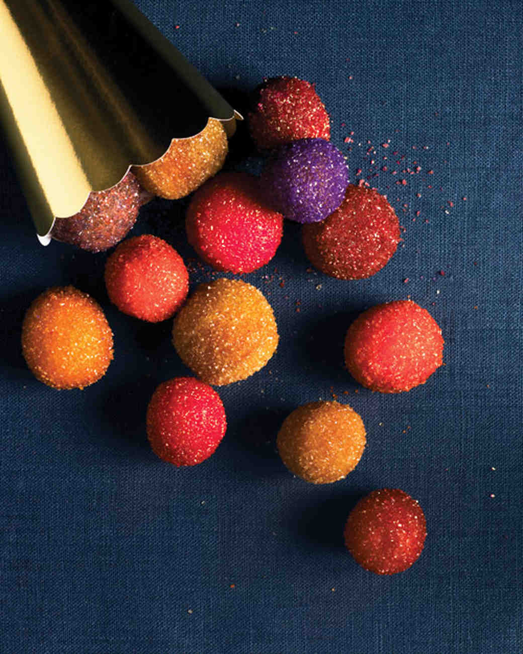 Old-Fashioned Yeast Doughnut Holes