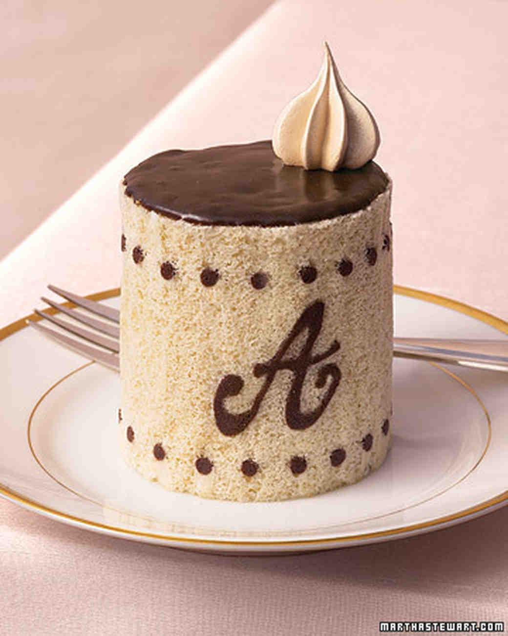 Joconde Cakes