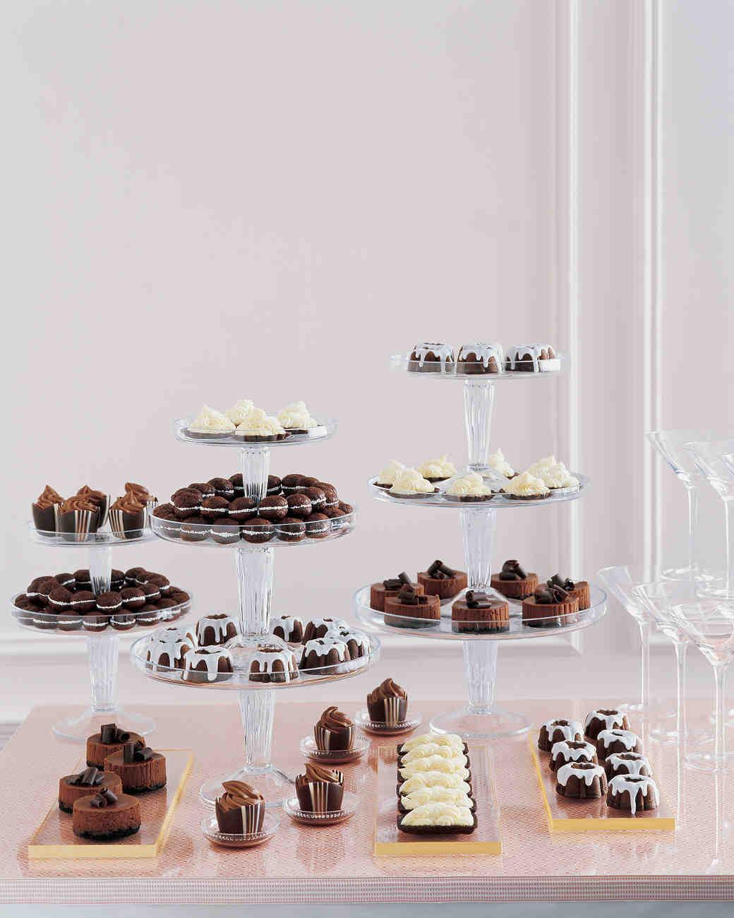 Glazed Mini Chocolate Bundt Cakes