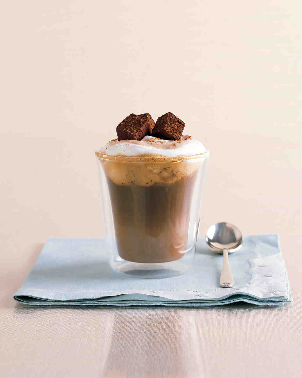 Cocoa-Dusted Coffee Marshmallows