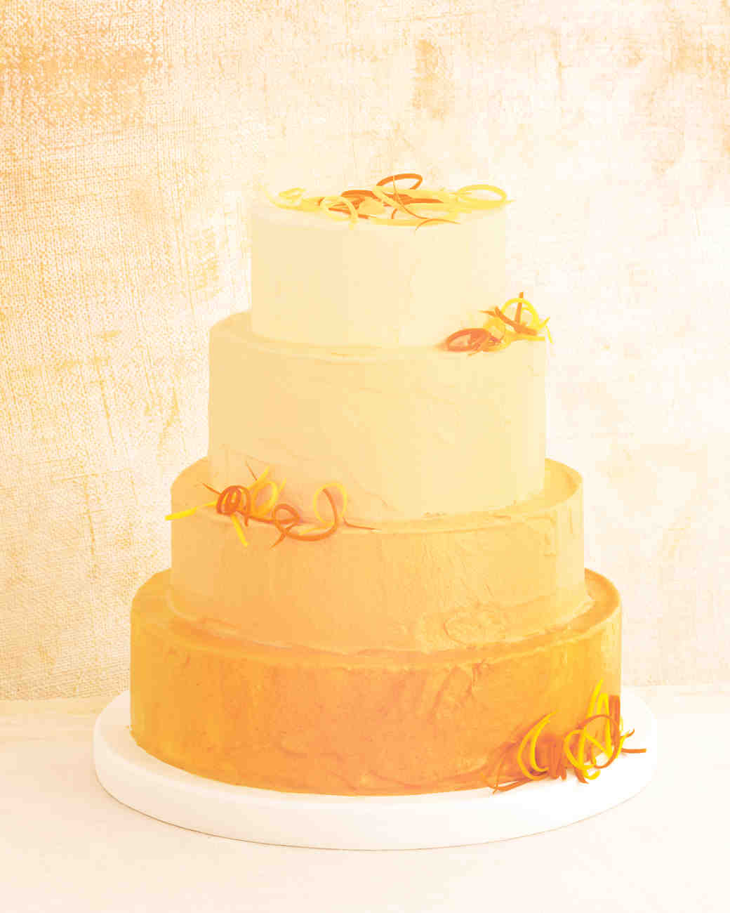 Carrot-Ginger Cake with Carrot-Turmeric Cream Cheese Frosting