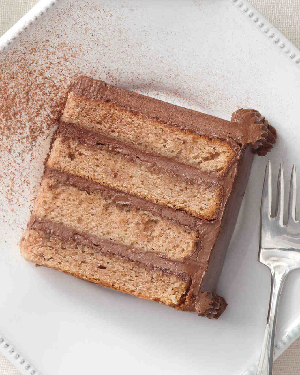 Simple Syrup for Hot Chocolate Cake