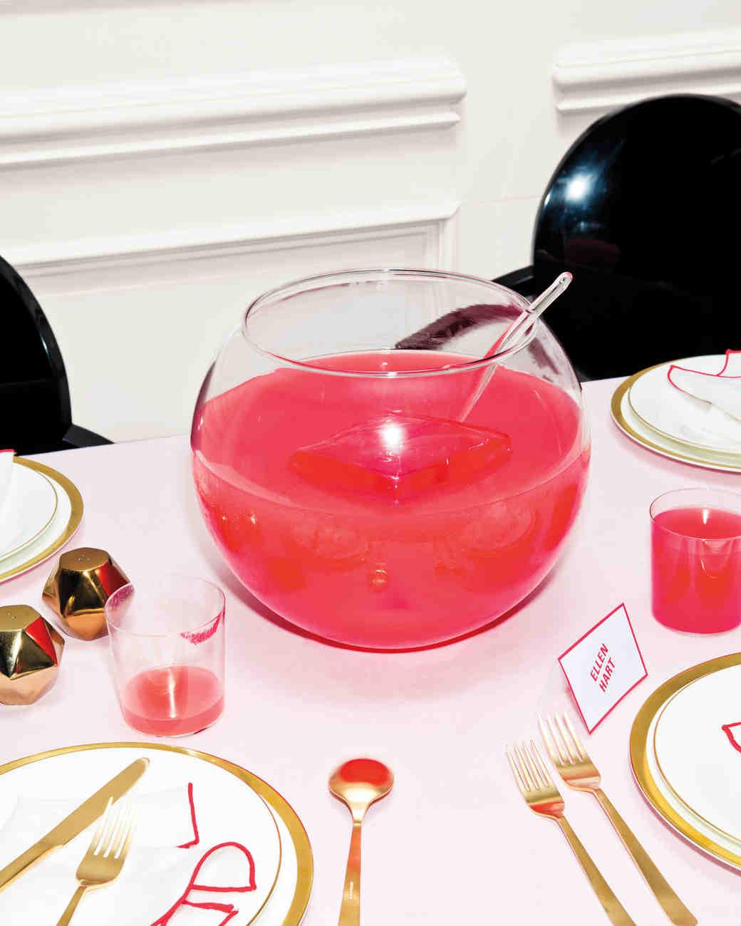 Pink Grapefruit Rum Punch