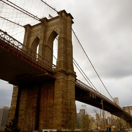 Where To Eat And Drink After Walking The Brooklyn Bridge Food Wine