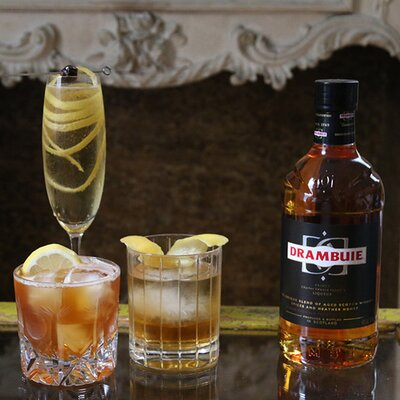 3 Simple Cocktails to Acquaint You with Drambuie | Food & Wine