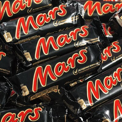 The Road to Fortune is Paved With Chocolate: The Story of the Mars