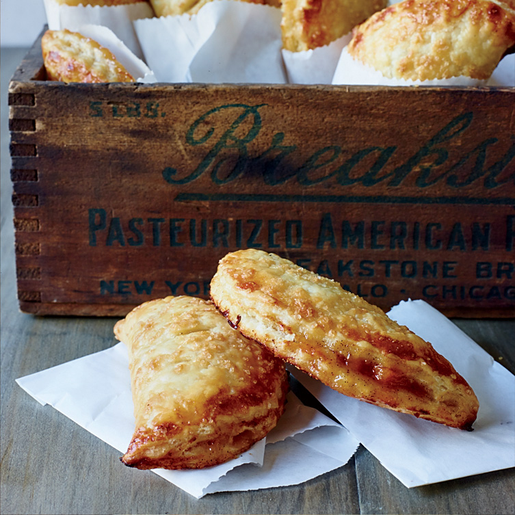 Peach Hand Pies Recipe Lisa Donovan Food Wine