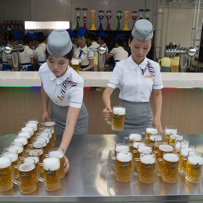 North Korea May Have Launched a New Style Beer | Food & Wine
