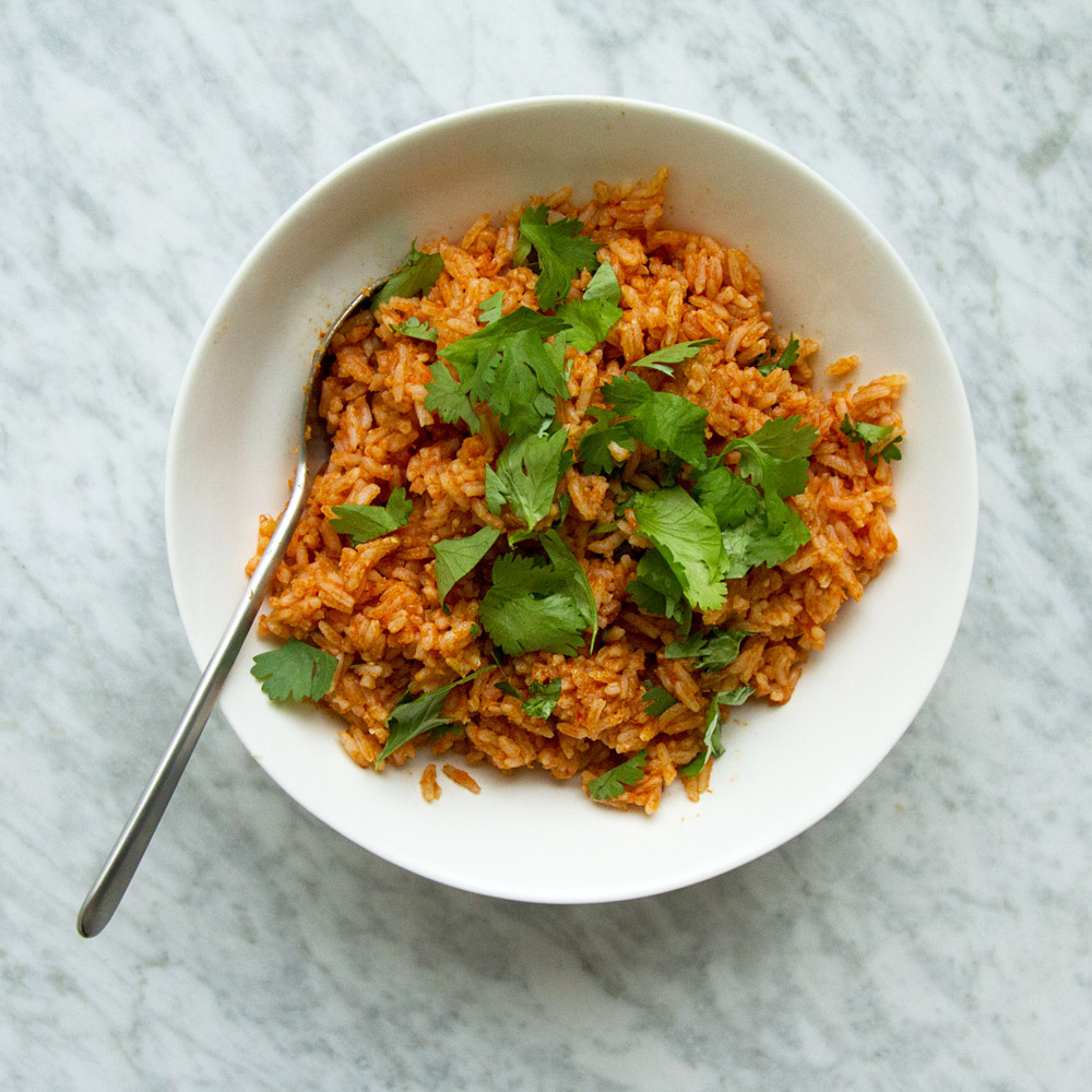 New Mexican Rice