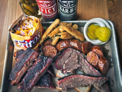 Everyone Says The Barbecue In Atlanta Is Really Good Now But