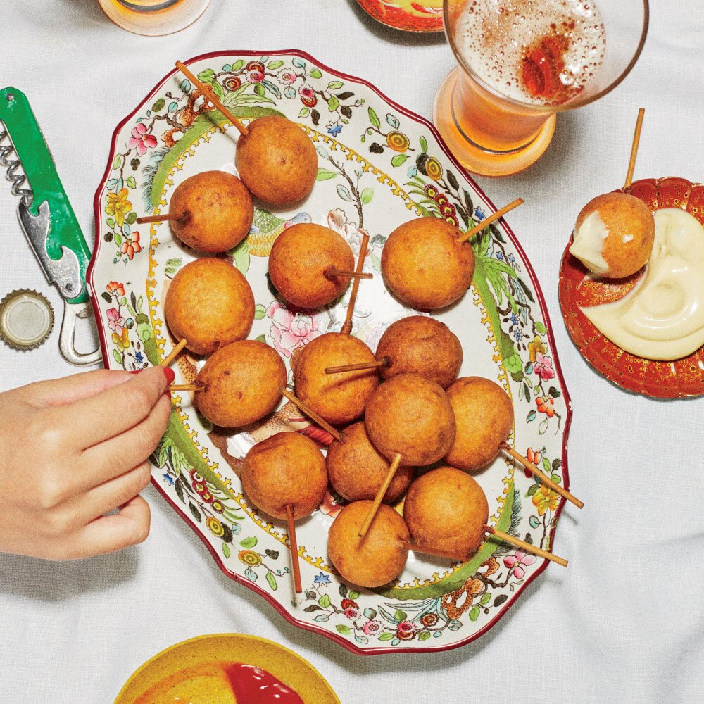 25 Summer Hors d'Oeuvres for a Crowd | Food & Wine