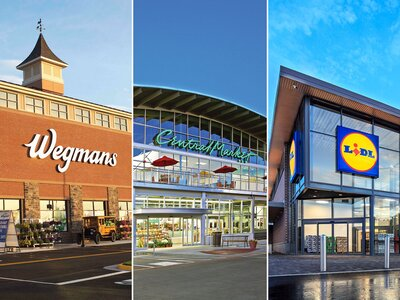 The 10 Best Supermarkets in the U S  | Food & Wine