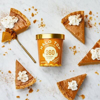 Halo Tops Pumpkin Pie Ice Cream Is Back Heres How To Get A Free Pint