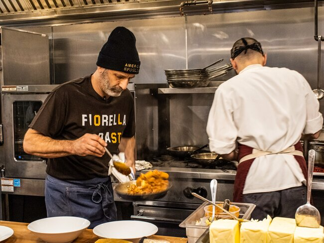 Marc Vetri Fiorella Pop-Up