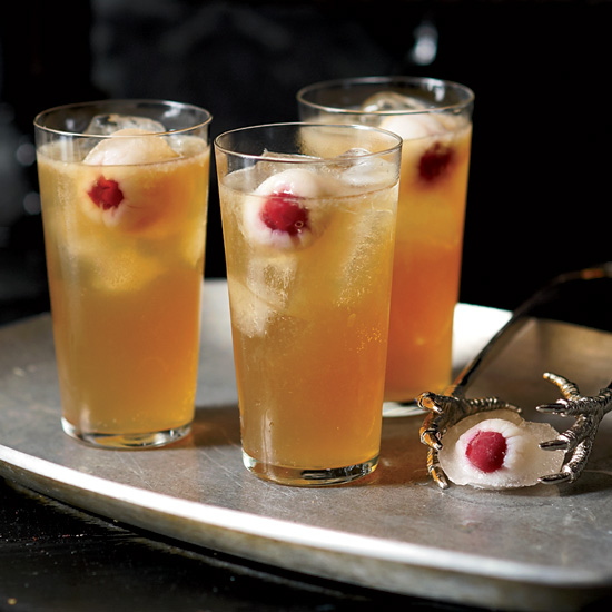 Dark and Stormy Punch