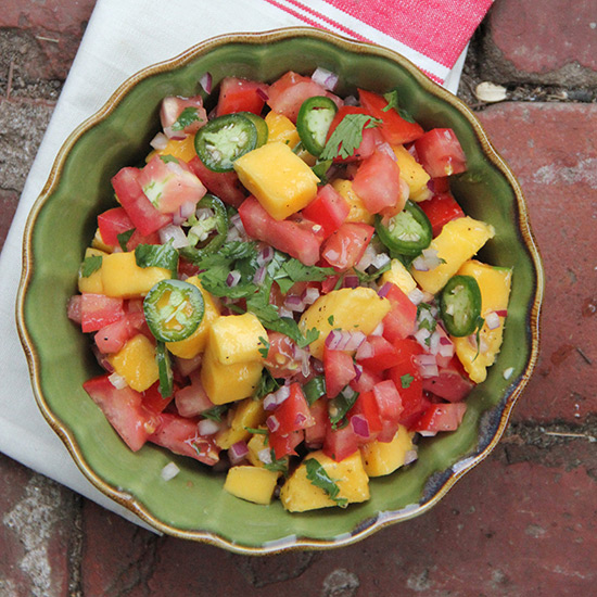 5 Reasons to Add Fruit to Your Salsa