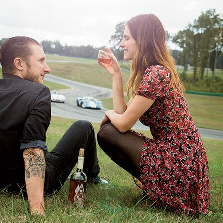 Tattoo Inspired Wines From Lake Bell And Scott Campbell Food Wine