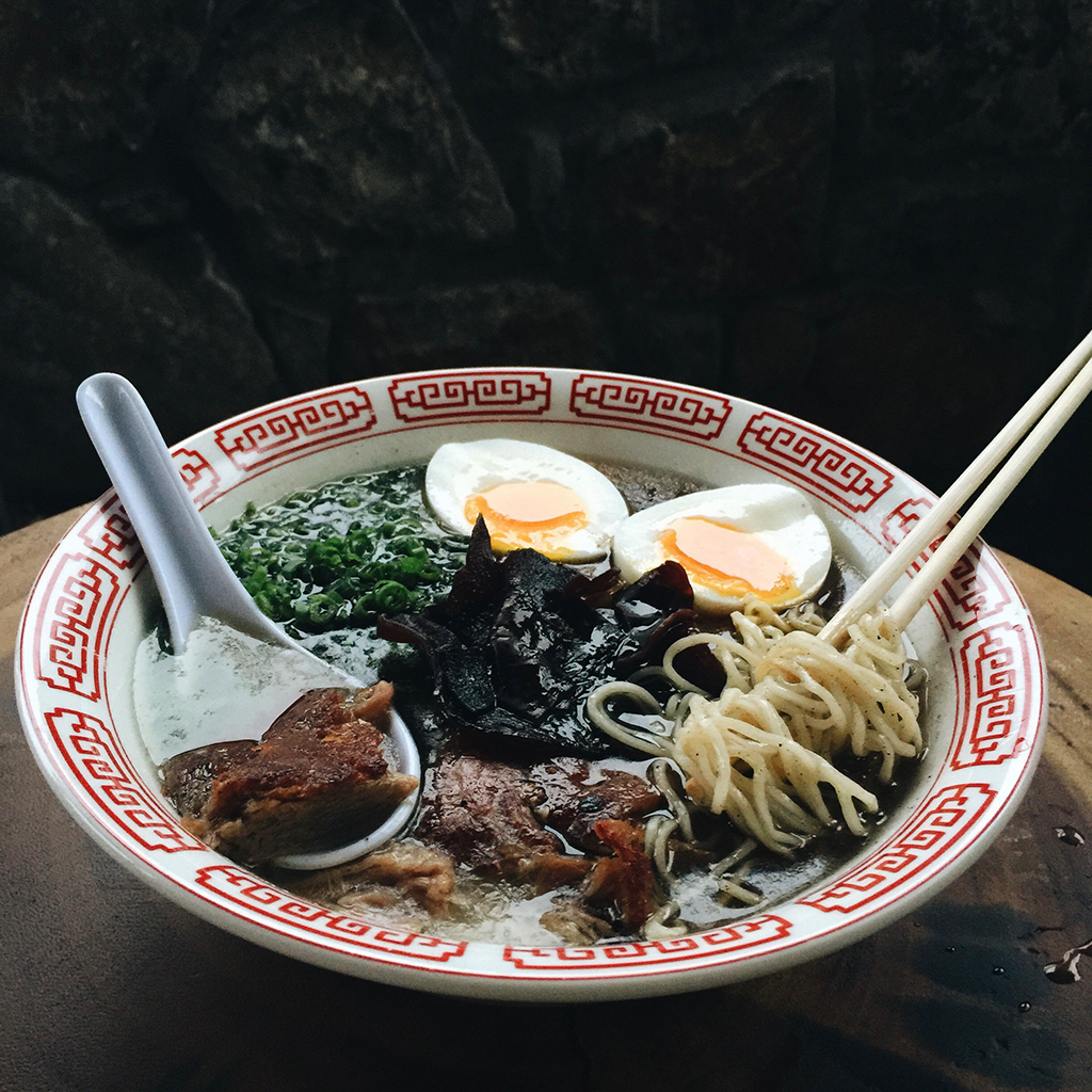 The best ramen you'll find in Nashville from Otaku