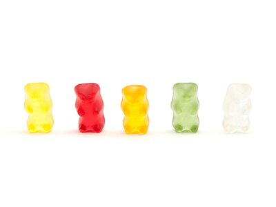 These Homemade Gummy Bears Will Blow Your Mind on 4/20