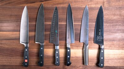 The Best Chef's Knife | Food & Wine