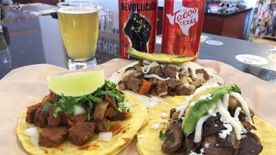 This Beer Was Specifically Designed to Pair with Tacos