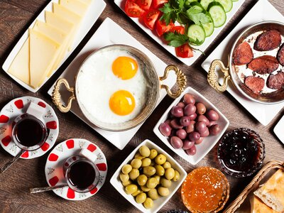 Everything You Need to Know About a Full Turkish Breakfast   Food & Wine
