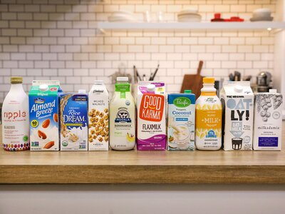 Non-Dairy Milk, Taste-Tested and Ranked   Food & Wine
