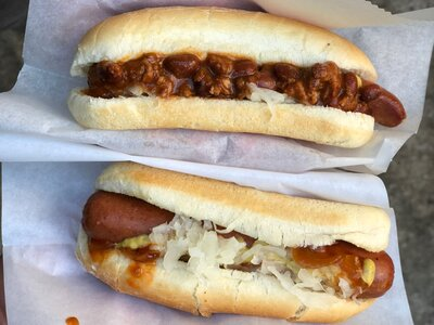 A Brief Ranking of NYC's Least Fancy Hot Dogs | Food & Wine