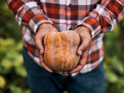 Dan Barber's Custom Squash Will Get Its Own Specialty Bowl