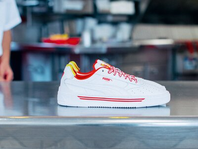 8035279881 In-N-Out Gets an Unofficial Shoe Tribute from Puma | Food & Wine