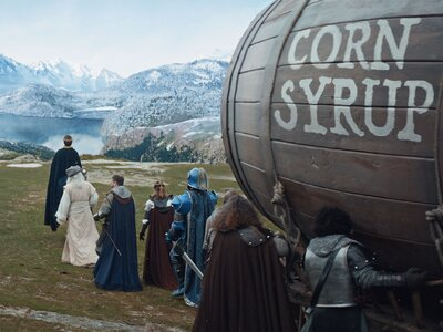 Bud Light Is 'Very Happy' With All the Corn Syrup