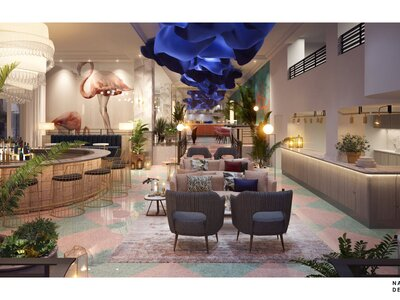 Ocean Drive S Largest Ever Hotel Will Debut Two Massive New