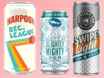 2019: The Summer Light Beer Got Good | Food & Wine
