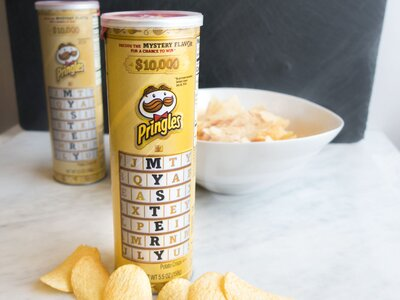 Pringles Created a Mystery Flavor — Here Are Our Best Guesses | Food